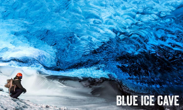 Blue Ice Cave Vatnajokull