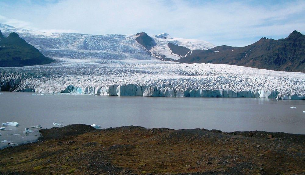 Breidarlon Glacier Lagoon South Iceland