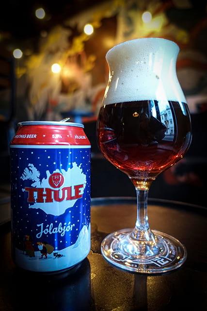 Thule Jólabjór - Christmas beer