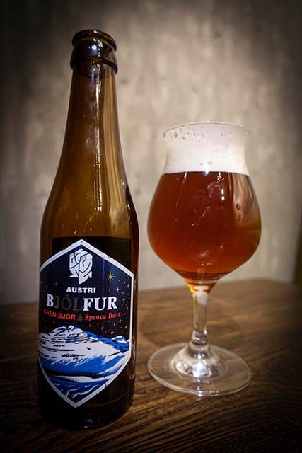 Bjólfur Icelandic Christmas beer