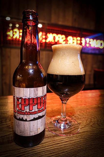 Leppur Icelandic Christmas beer