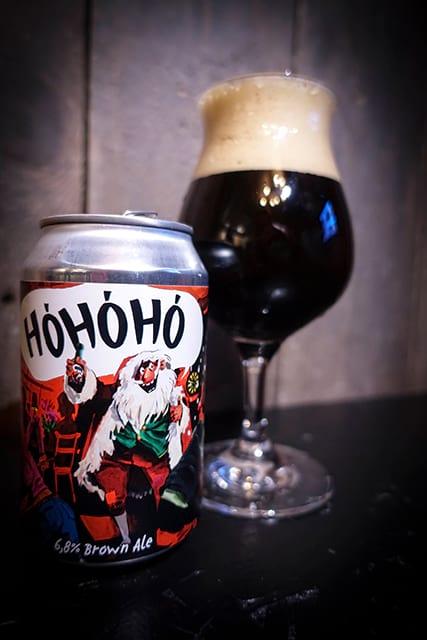 Hó Hó Hó Icelandic Christmas beer