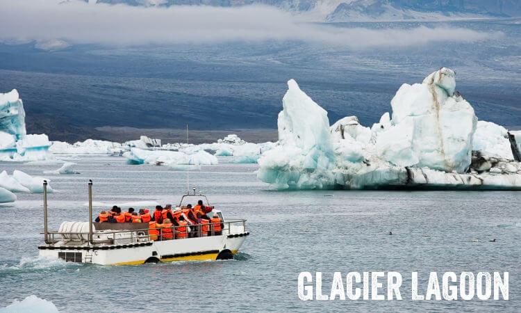 Glacier Lagoon Jokulsarlon