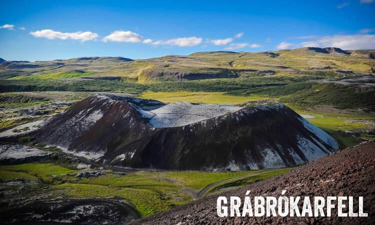 Grabrok Volcanic Craters