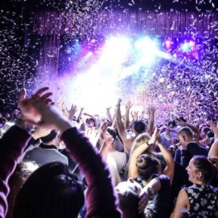 Summer in Iceland is all about partying