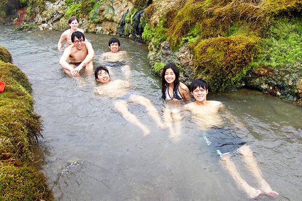 Reykjadalir - warm river