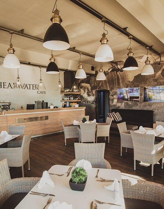Shearwater Café