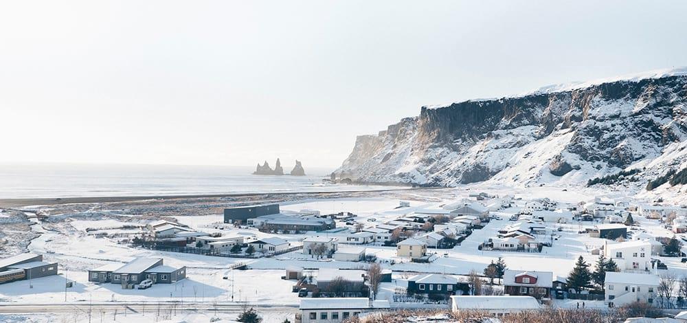 Vik I Myrdal south Iceland